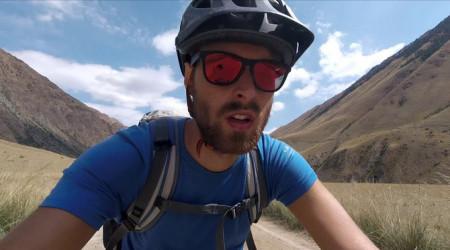 Video: Bikepacking v Kyrgyzstane
