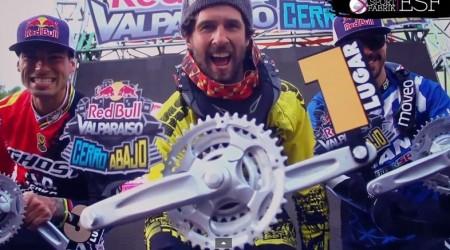 Filip Polc vyhral mestský zjazd v Bratislave