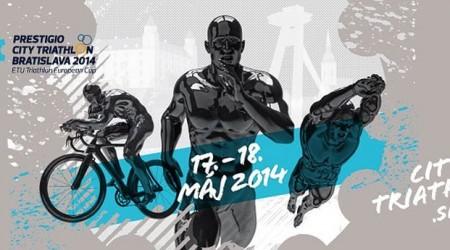 Najlepší Slováci a Česi na Prestigio City Triathlon 2014