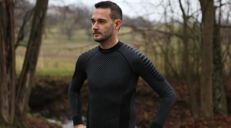 Test: Tričko CRAFT Active Intensity - ak je vonku chladnejšie a chcete si dať viac do tela