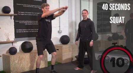 Ako precvičiť takmer celé telo za pár minút a bez náradia?