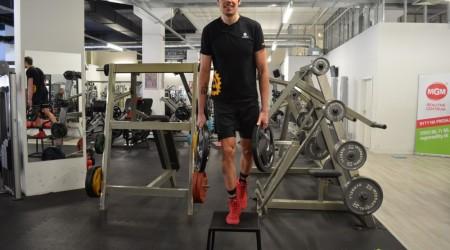 Môže cvičenie zlepšiť váš výkon na biku? Myslím, že áno...