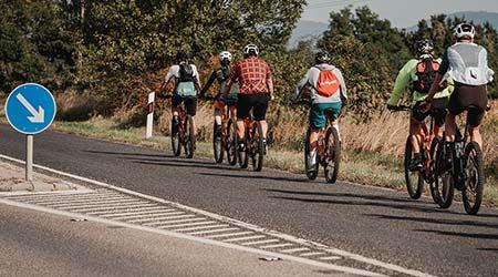 Aktuálny zákon a vyhláška – cyklistické povinné minimum