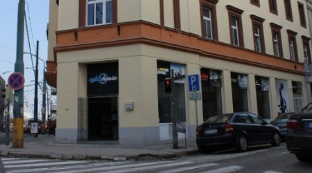 Nový obchod CYKLOHOUSE v srdci hlavného mesta