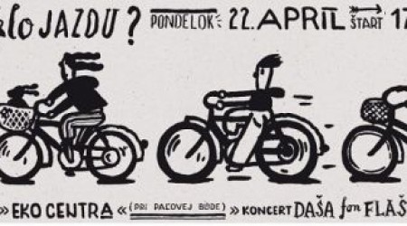 Veľká jarná cyklojazda