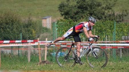 Haring obhájil titul majstra Slovenska v cyklokrose