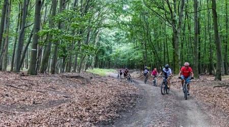 MTBIKER a Častovský cyklookruh – užite si pohodu