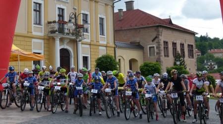 Reportáž: Mestské MTB preteky - Cyklo-Santé Kremnica