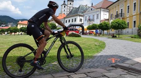 Reportáž: 4. ročník Cyklo-Santé Kremnica – tradične netradičné MTB preteky
