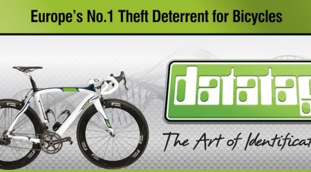 Datatag – spôsob ako znížiť riziko ukradnutia vášho biku