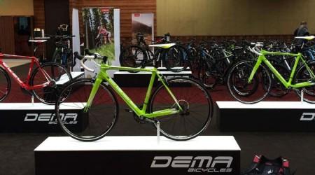 DEMA bicycles - prezentácia novej kolekcie bicyklov 2015