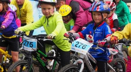 Reportáž: 2. kolo - Detská tour Petra Sagana 2015