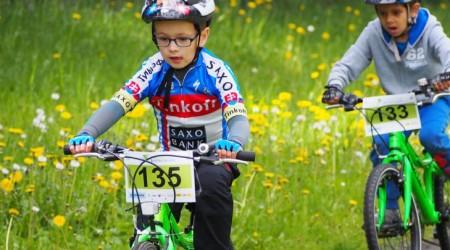Reportáž: Detská Tour Petra Sagana - 3. kolo Nižné Kamence, Terchová