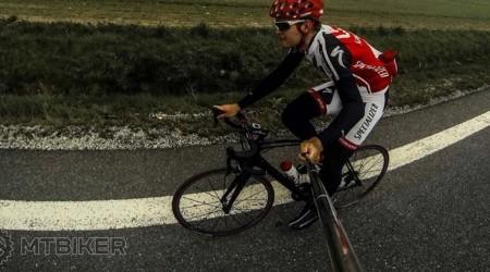 Rozhovor: Cesťák Donny o jeho dlhých výjazdoch, ktoré majú aj cez 300km