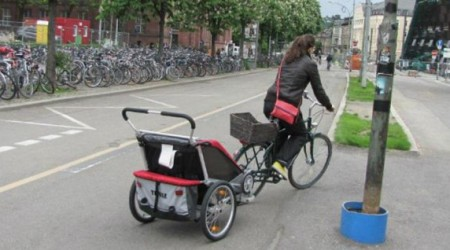 Časopis Cyklistická doprava: Máj 2015 - Ako sa využívajú Hviezdne vojny v prípade kampane za povinné prilby v Nemecku?