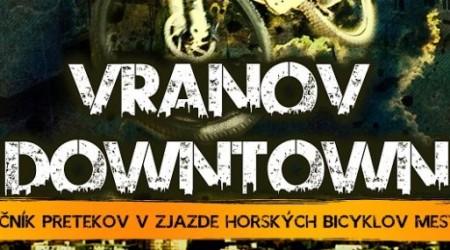 Downtown Vranov 2013
