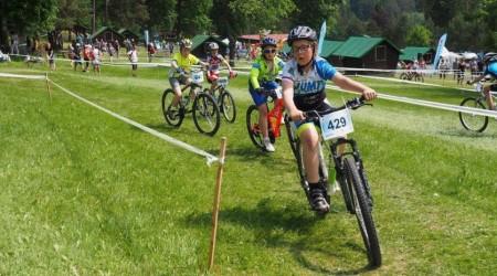 Detská tour Petra Sagana 4.kolo - o to náročnejšia trať