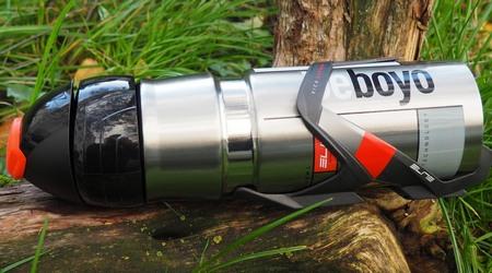 Test: Termofľaša Elite Deboyo a karbónový košík Elite VICO Carbon