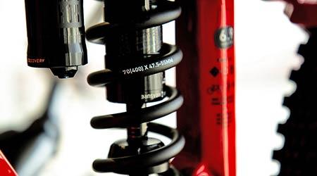 Celoodpružené modely v cene do 3 500 € – výborný pomer kvality aceny