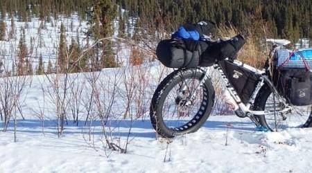 Aljaška na Fat biku v extrémnom závode