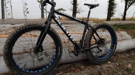 Test: Fatbike Duratec Snowdoor - bike pre pôžitkárov a dobrodruhov