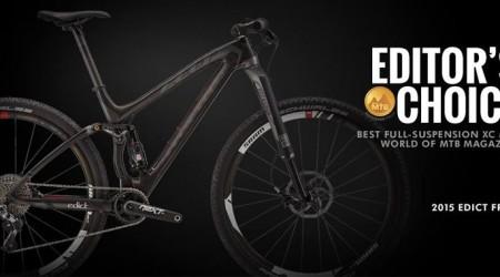 FELT EDICT FRD - Najlepší MTB XC celoodpružený bike podľa World of MTB Magazin