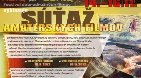 Prihláste svoj film na Horyzonty 2013