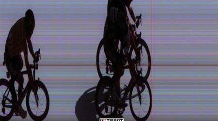 Peter Sagan tretí v 4. etape, má žltý aj zelený dres