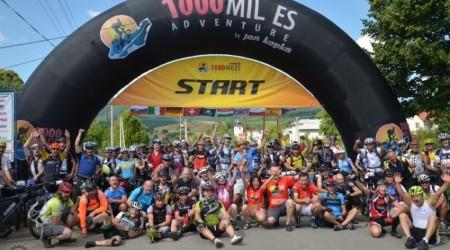 POMALY, ALE ISTO alebo 1000 MILES ADVENTURE 2015 v mojom podaní (1. časť)