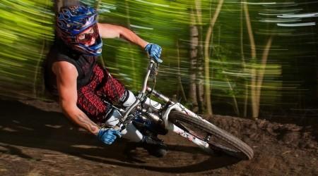 Športová fotografia - Panning