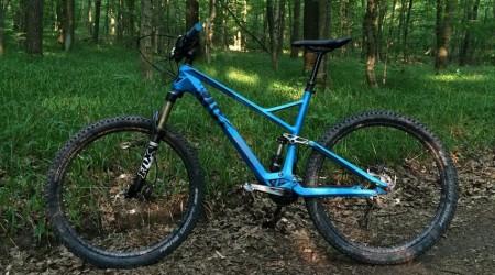 Test: GHOST RIOT LT 6 LC - Hravý bike s výbornými jazdnými vlastnosťami
