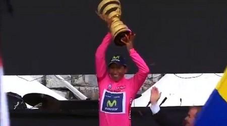 Triumf Quintanu na Giro d´Italia