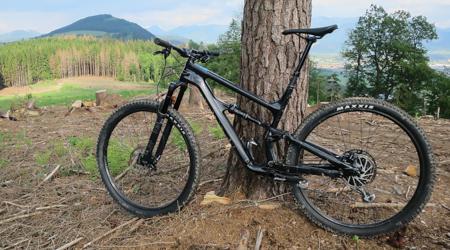 Test: Cannondale Habit Carbon 3 - viac ako len trail bike