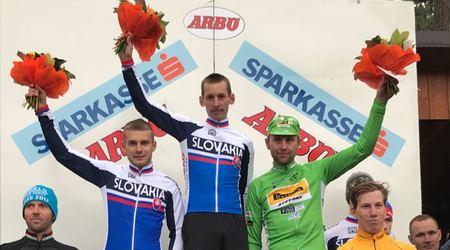 Martin Haring víťazne vrakúskom Ternitzi, Slováci brali druhé aj tretie miesto
