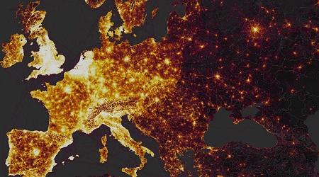 Kde sa unás jazdí? Alias Strava Global Heatmap