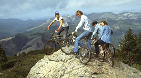 Horská cyklistika – armáda, hippies a iní nadšenci