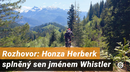 Video: Honza Herberk - splněný sen jménem Whistler