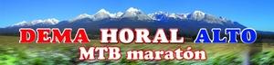 DEMA HORAL ALTO MTB maratón