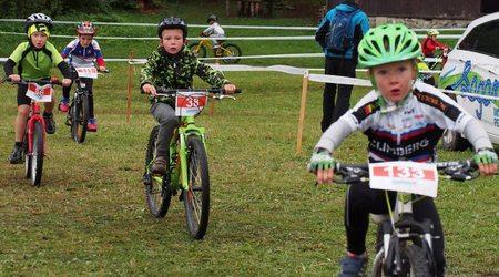 Detská tour Petra Sagana 8. kolo - opäť s dažďom v Slovenskom raji