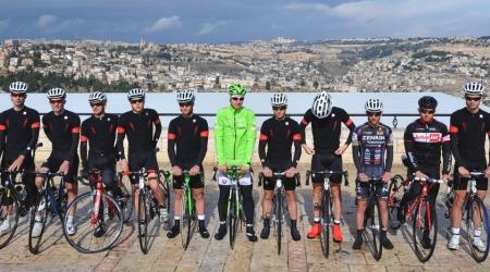 Giro d´Italia hlási veľkú logistickú operáciu, do Izraela sa lietadlom presúva 880 bicyklov a 2 700 kolies