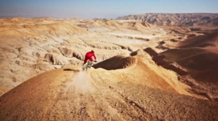 Poriadna bikovačka v Izraeli