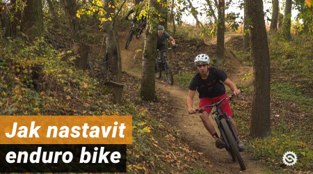 Video: Jak nastavit enduro bike