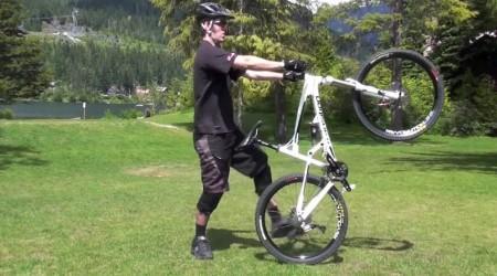 Ako sa naučiť jazdiť na zadnom kolese?