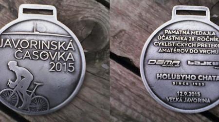 Pozvánka: Javorinská časovka 2015 - Súčasťou aj Majstrovstvá Slovenska v pretekoch do vrchu
