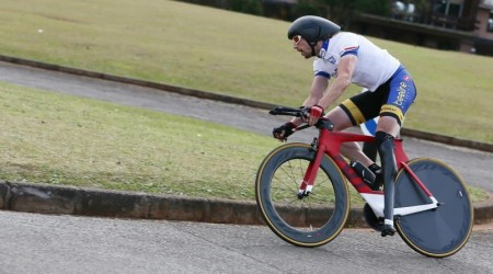 Jozef Metelka - celkový víťaz svetového pohára v cestnej cyklistike v kategórii C4