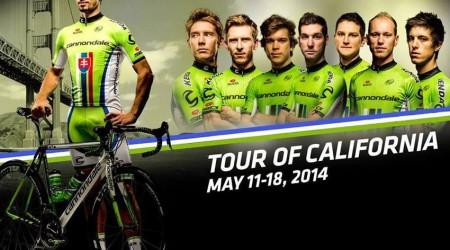 Okolo Kalifornie - Sagan v časovke na 15. mieste
