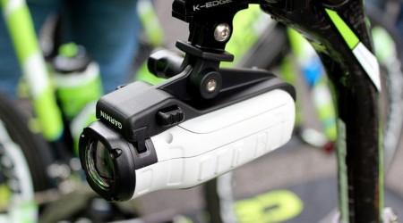 Tour de France: Exkluzívne zábery z kamier umiestnených priamo na bicykloch