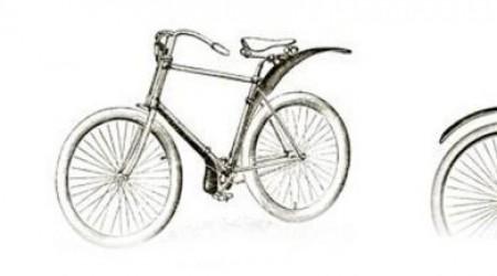 Bike katalóg z roku 1896