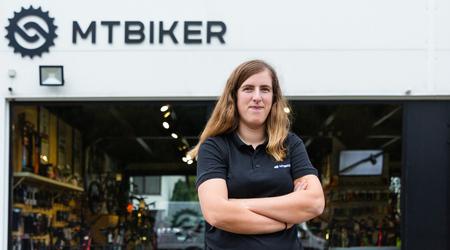 Rozhovor: Cez prácu k cyklistike - reklamácia, či vratka?! Katka si vždy poradí...