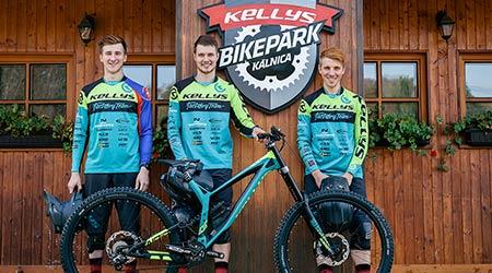 Kellys Factory Team predstavuje súpisku na sezónu 2019